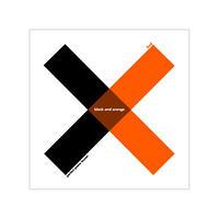 perfect piano lesson x 3nd / black and orange 「black sugar」