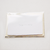 【S-007】サンキューカード 〜コットン〜