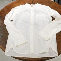 bog,boga,Loopline      スタンドカラーシャツ