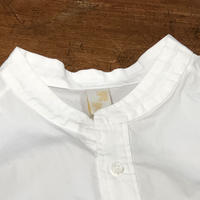boga,boga, Loopline   スタンドカラーシャツ