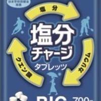 塩分チャージタブレッツBIG・1袋(236粒)
