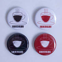 ゼロコ オリジナル缶バッジ②