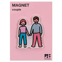 COUPLE | Magnet