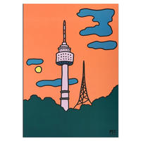 SEOUL TOWER | A5 note