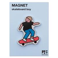 SKATEBOARD BOY | Magnet