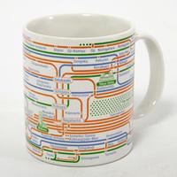 TOKYO railway | Mug