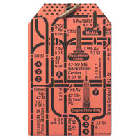 NYC | Luggage Tag
