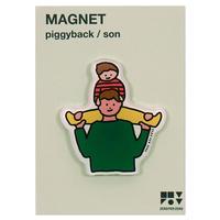 PIGGYBACK (SON) | Magnet