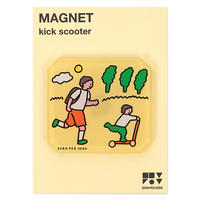 KICK SCOOTER   Magnet