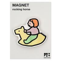 ROCKING HORSE | Magnet