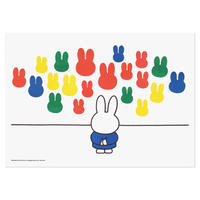 MUSEUM 2 | Miffy A3 RISO poster