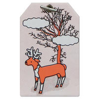DEER | Luggage Tag