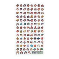 DIARY STICKER-FACE | Sticker