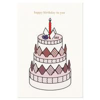 PINK CAKE | Cake card