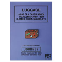 LUGGAGE | Pin