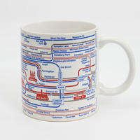 LONDON railway | Mug