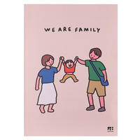 FAMILY JUMP | A5 note