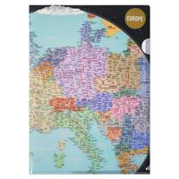 EUROPE | A4 folder