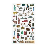 DIARY STICKER-JOURNEY | Sticker