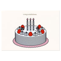 BASIC CAKE | Cake card