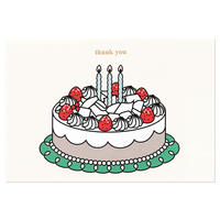 WHITE CHOCOLATE CAKE | Cake card