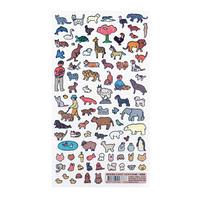 DIARY STICKER-ANIMAL   Sticker