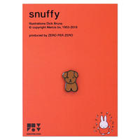 SNUFFY | Miffy Pin