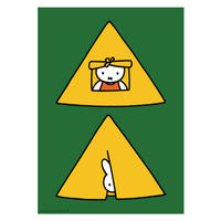 TENT | Miffy A2 poster