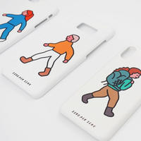 PHONE CASE (HARD CASE) - WALK WALK series / for iPhone X|XS(受注生産商品)