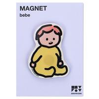 BEBE   Magnet