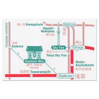 TOKYO ASAKUSA | Postcard
