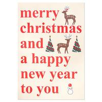 LETTER | Christmas card