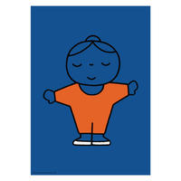 BALLET | Miffy A2 poster