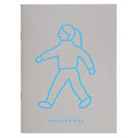 WALK WALK GIRL gray | Passport note