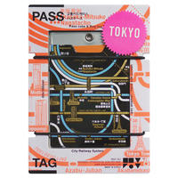 TOKYO black1 (roppongi) | Pass tag