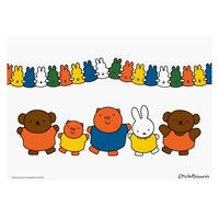 PARTY | Miffy A2 poster