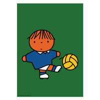 FOOTBALL | Miffy A2 poster