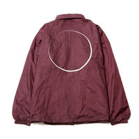 Survive Said The Prophet / LOGO COACH JACKET (MAROON)