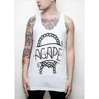 AGAPE ATTIRE / KNOTTED ROPE TANK TOP