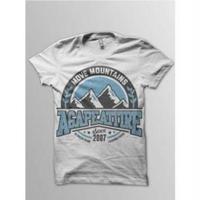 AGAPE ATTIRE / MOVE MOUNTAINS TEE