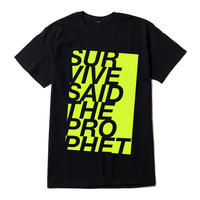 Survive Said The Prophet / UNBALANCE TEE (YELLOW)