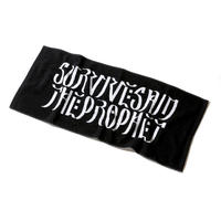 Survive Said The Prophet / CALLIGRAPHY TOWEL