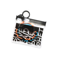 Survive Said The Prophet / HAIR TIE PLUS (AZURE BLUE & NEON ORANGE)
