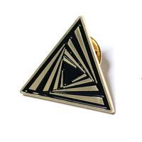 Newspeak / LOGO PINS (Gold)