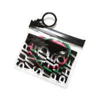 Survive Said The Prophet / HAIR TIE PLUS (GREEN & HOT PINK)