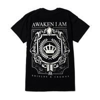 Awaken I Am / Shields & Crowns T SHIRT