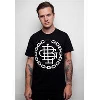 LOVE BEFORE GLORY / チェイン・ロゴ Tシャツ