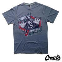 CROOZ  / ロゴ・ボーイ Tシャツ