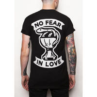 AGAPE ATTIRE / NO FEAR IN LOVE TEE