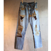 70s USA LEVIS 505SINGLE DENIM PANTS